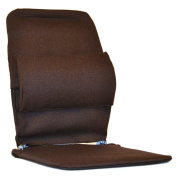 Mc Carty's Sacro-Ease Standard Model Lumbar Seat Support, Brown