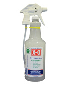 X-O Odour Neutralizer Ready-To-Use Spray, 950ml, Clear