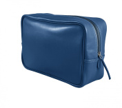 Lucrin Leather Wash Bag - Smooth Cow Leather