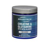 Bodytech - Creatine & Glutamine with Beta-Alanine, 320ml powder