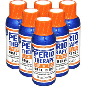 TheraBreath Dentist Recommended Periotherapy Healthy Gums Oral Rinse, 90ml