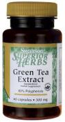 Green Tea Extract 500 mg 60 Caps