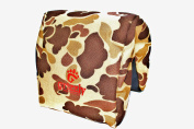 Grizzly Camera Bean Bag (LARGE-WILDERNESS CAMOUFLAGE), Photography Bean Bag, Video Bean Bag, Camera Support, Camera Sandbag, Camera Beanbag, Spotting Scope Support, Birders Camera, Bean Bag Tripod, African Safari Equipment, Photography Tours. Heavy Sti ..