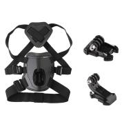Koolertron GoPro Pet Chest Strap Dog Harness Belt Mount For GoPro Hero 4/3+/3/2/1