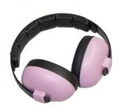 Banz Mini Earmuffs - Age 3 Months + - Pink by Banz