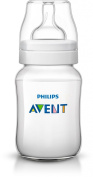 Philips AVENT Classic Plus BPA Free Polypropylene Bottle, 270ml