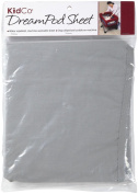 KidCo Dream Pod Extra Fitted Sheet - Grey