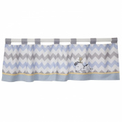 Lambs & Ivy My Little Snoopy Window Valance - 140cm L x 38cm W