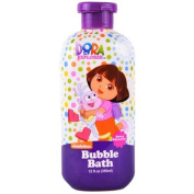 Nickelodeon Dora the Explorer Bubble Bath Berry Adventure 350ml