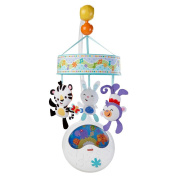 Fisher-Price Sing-Along Deluxe Musical Mobile