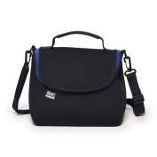 BUILT NY Bistro Lunch Tote, Black