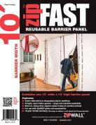 ZIPWALL ZF10 ZipFast Barrier Panel, 3m