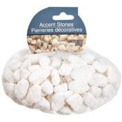 White Accent Rocks, 950ml bag
