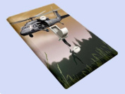 Drop Zone Helicopter Decorative Switchplate Cover