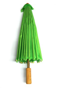 46cm Paper Umbrella With Bamboo Handle Craft Supplies