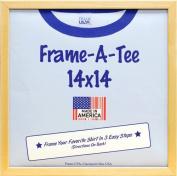 T-Shirt Frame (Natural, 14x14)