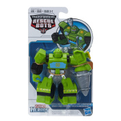 Playskool Heroes, Transformers Rescue Bots, Boulder The Construction-Bot Figure, 8.9cm