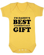 I'm Daddy's Best Father's Day Gift Baby Vest.
