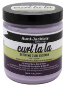 Aunt Jackies Curl La La Defining Curl Custard 440ml Jar