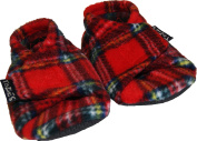 TOZIES Baby Toddler Soft Indoor Play Shoes / Slippers NON SLIP Designed to Stay on