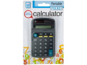 Portable Pocket Calculator-Package Quantity,72
