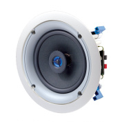 Leviton SGC65-W 17cm Two-Way In-Ceiling Loudspeaker, White