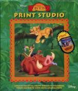Disney's Lion King Print Studio