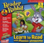 Reader Rabbit Learn to Read With Phonics