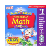 Reader Rabbit Personalised Math 4-6 Deluxe
