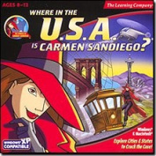 Where in the USA is Carmen SanDiego. V3.53