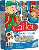 Caillou Ready for School