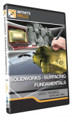 SolidWorks - Surfacing Fundamentals - Training DVD