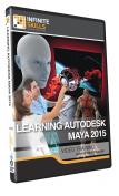 Learning Autodesk Maya 2015 - Training DVD