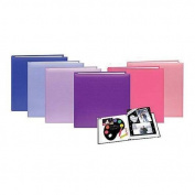 LAVENDER E-Z LOAD 8½x11 Scrapbook by Pioneer - 8.5x11