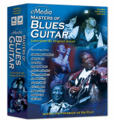 eMedia Masters of Blues Guitar