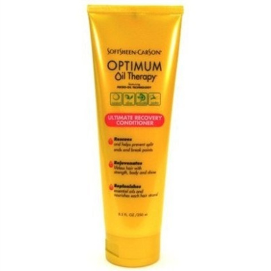 Optimum Oil Therapy Conditioner Ultimate Recovery 250 ml Tube (Pack of 2)