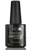 CND Shellac Xpress5 Large top Coat (15ml) - 5 Minute Removal