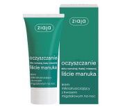ZIAJA - MANUKA TREE EXTRACT - CLEANSING - EXFOLIATING NIGHT CREAM - 50ml