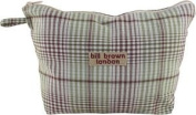 Bill Brown Fabric Washbag Large - Aruba Cheque