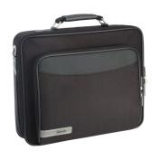 """Tech Air Z0102v3 Laptop Briefcase with Shoulder Strap - to fit 25cm - 36cm notebooks (Black)"""