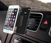 Magnetic Cradle car holder for iphone 6 / iphone 5 / samsung galaxy s6 / s5 / s4 / LG / htc / nokia / car holder for mobile phone