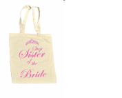 Step Sister of the BRIDE 100% Cotton Bag #19
