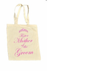 Foster Mother of the GROOM 100% Cotton Bag #11
