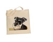 Giant Schnauzer DOG 100% Cotton Bag(FC) #213