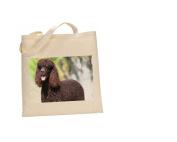 Poodle DOG 100% Cotton Bag(FC) #198