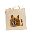 Chow Chow DOG 100% Cotton Bag(FC) #72