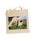 Labradoodle DOG 100% Cotton Bag(FC) #157