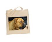 Bullmastiff DOG 100% Cotton Bag(FC) #53