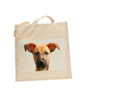 Jack Russell DOG 100% Cotton Bag(FC) #149