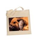 Bloodhound DOG 100% Cotton Bag(FC) #33